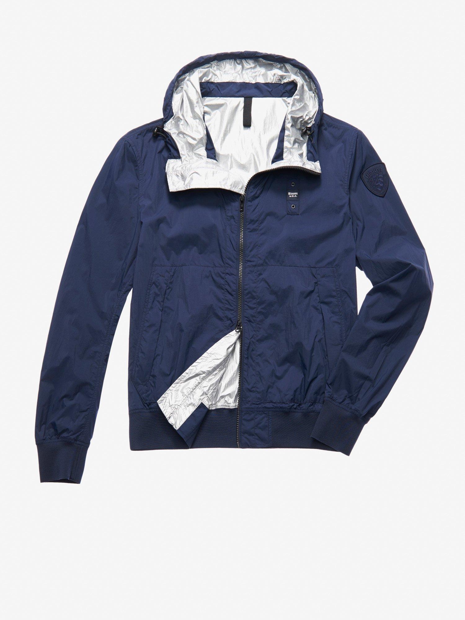 purchase cheap 25761 022a2 Giubbotto blauer cappuccio – Abbigliamento Chiarina